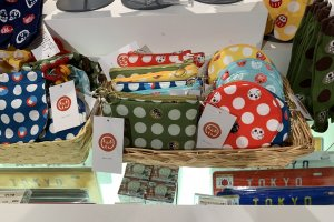 Coin purses with cute designs