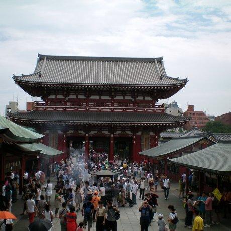 The Charms of Asakusa
