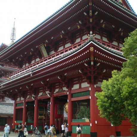 Introduction to Senso-ji