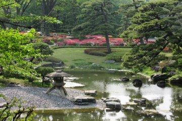 Замечательные сады Токио