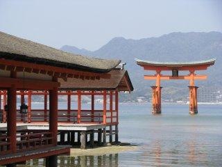 Itsukushima Jinja (shrine)
