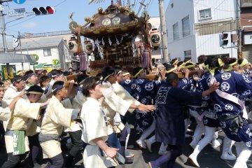 Shiba Daijingu Daradara Matsuri