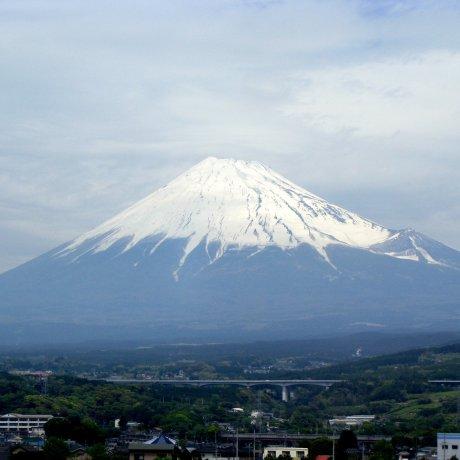 Iconic Mt. Fuji