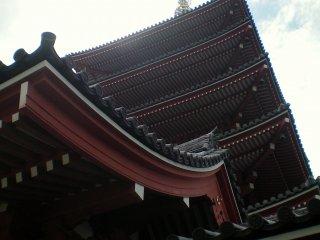 Five-story Pagoda again