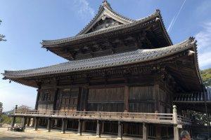 Precious Suo Kokubunji Temple