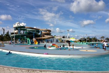 Okinawa Prefectural Recreation Pool