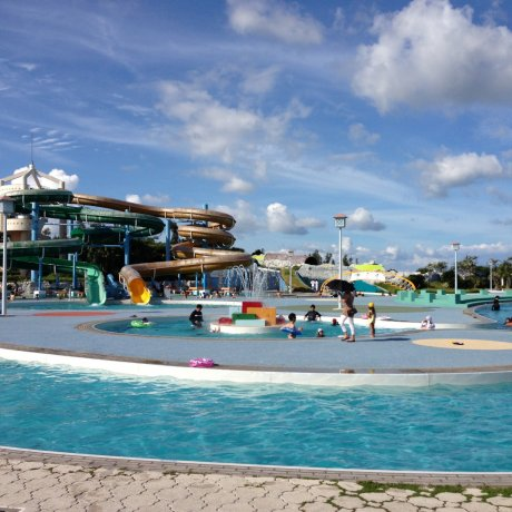 Okinawa Prefectural Recreation Pool