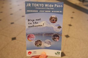 Explore Saitama with the JR TOKYO Wide Pass