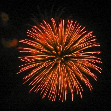 미우라 해안 납량 축제 불꽃놀이 대회