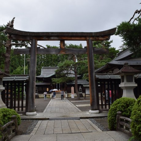 Uesugi Shrine