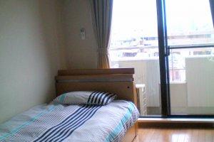 Ladies' floor bedroom