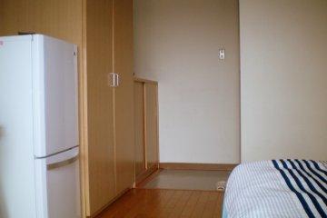 Ladies' floor bedroom again