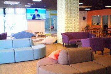 Ground Floor Café Lounge