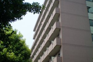 Oakhouse Kamata 260 building