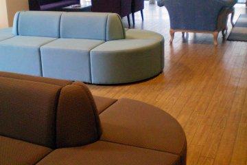 Ground Floor Café Lounge again