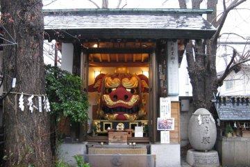 Namiyoke Inari Jinja