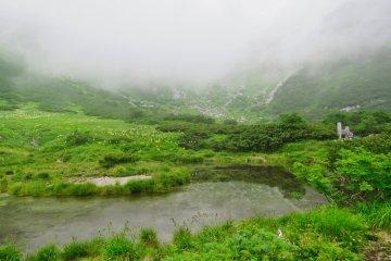 Kengaike Pond