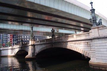 Nihonbashi Bridge today