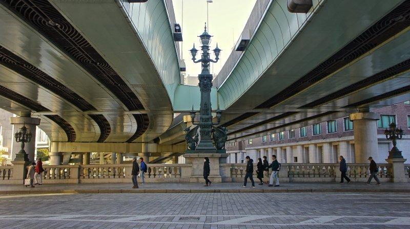 The bridge looking aesthetic...