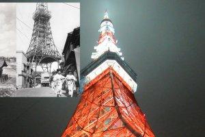 Токийской башне - 60 лет!