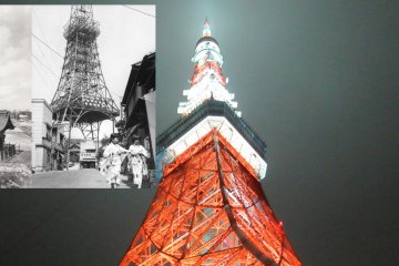 Tokyo Tower is 60 years old