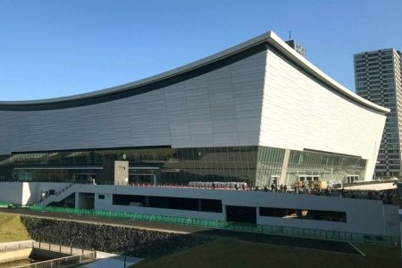 The 2020 Olympic Games: Ariake Venues