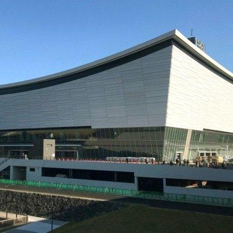 Олимпийская арена 2020: Ариакэ