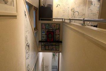 2nd floor of Inazuma Cafe