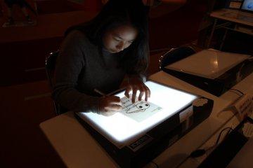 Parapara DIY Animation Area