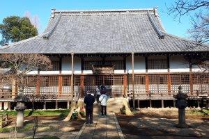 Konjouin Temple