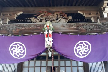 Tofukuji Temple, Soka City