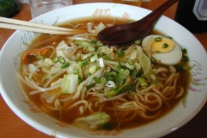 A wide variety of ramen types will converge on Kochi City