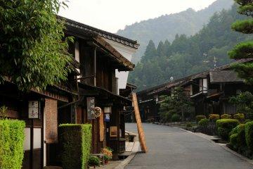 Tsumago-juku, Vallée de Kiso