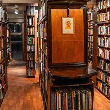 Топ-5 книжных магазинов в Токио с иностранной литературой
