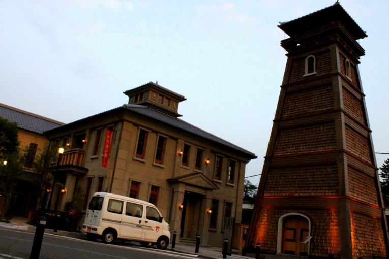 ปั่นจักรยานรอบเมืองโคะฟุ (Kofu)