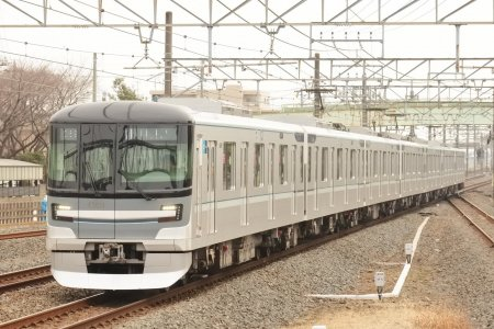 Tokyo's Hibiya Subway Line