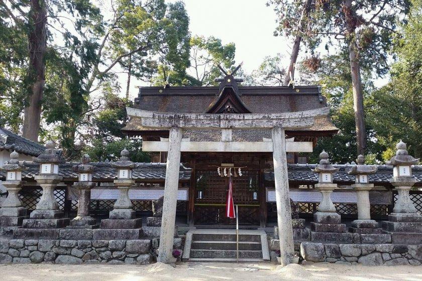 Tako-jinja main shrine