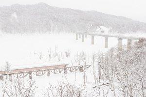 Yubari Winter Time