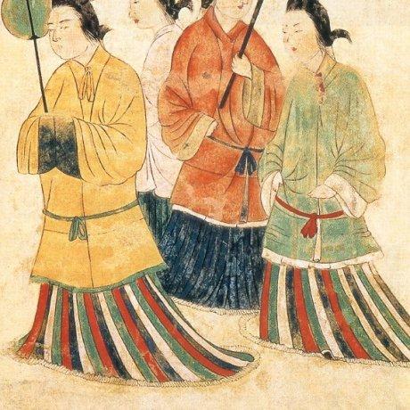 明日香村高松塚壁畫館