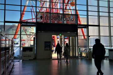 """The MegaWeb History Garage is located in Odaiba, home to one of the world's biggest ferris wheel, they even have a gondola with see through floors, though a standard gondola was featured in the movie """"Big in Japan"""" from filmmaker John Jeffcoat"""