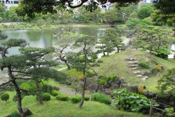 Kyu Shiba Rikyu Gardens