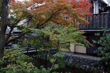 感受京都的下町风情