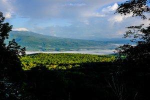 Красивые виды на регион Нисэко
