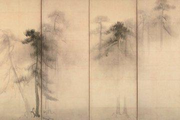 Tokyo's National Treasures - Paintings