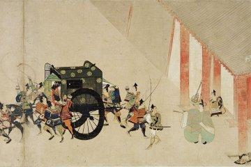 Heiji Civil War, Tokyo National Museum