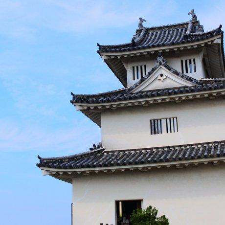 Marukame Castle in Kagawa