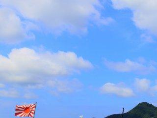 More views from Sasebo Port