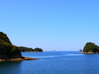 Another great view of the Kujuku Islands