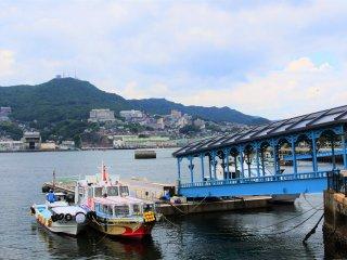 長崎港の風景2