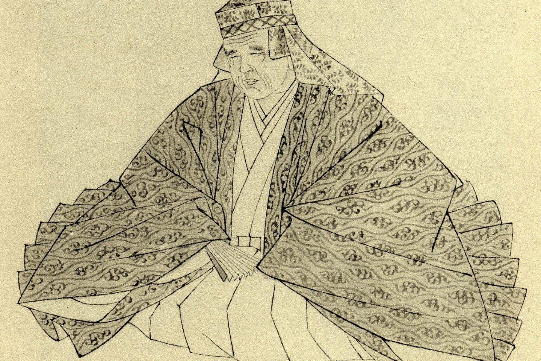 Hanawa Hokiichi, blind scholar who compiled the Gunsho Ruiju